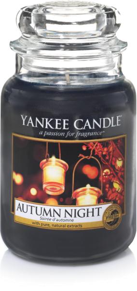 Yankee Candle Housewarmer AUTUMN NIGHT 623 g