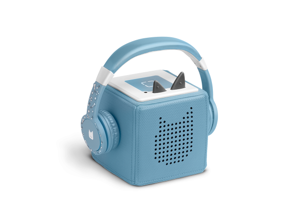 tonies® TONIE Lauscher hellblau | Kopfhörer für Toniebox