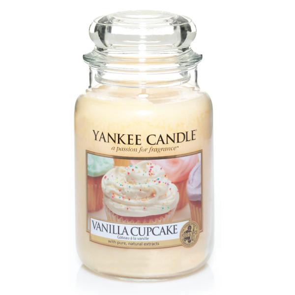 Yankee Candle Housewarmer VANILLA CUPCAKE 623 g