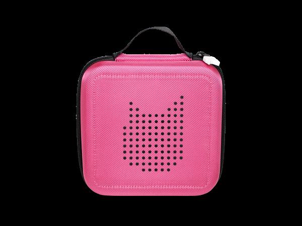 tonies® TONIE Transporter | Pink | Tasche für Tonie-Hörfiguren