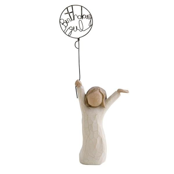 Willow Tree Figur Geburtstagskind / Birthday Girl