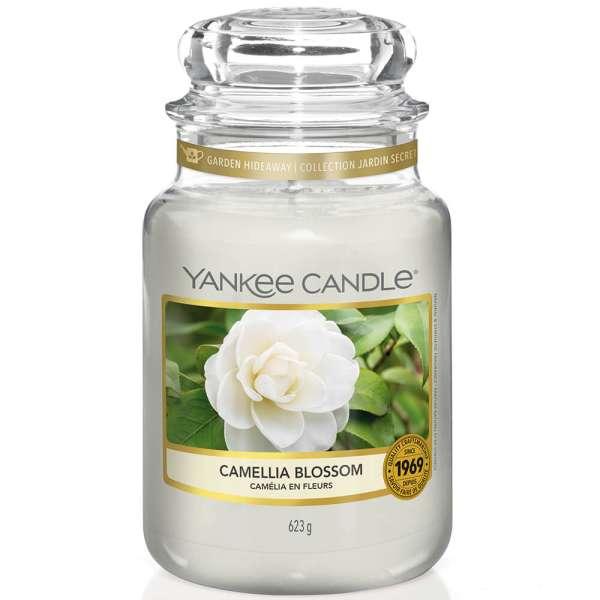 Yankee Candle Housewarmer CAMELLIA BLOSSOM 623g