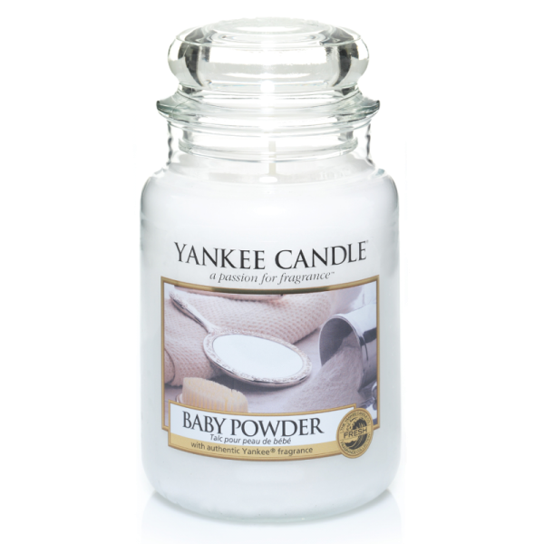 Yankee Candle Housewarmer BABY POWDER 623 g