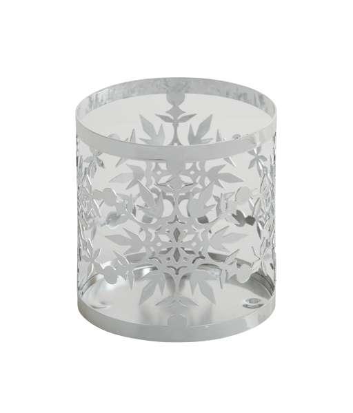 Yankee Candle TWINKLING SNOWFLAKE Jar Sleeve Frosty