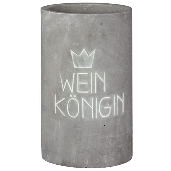 räder BETON FLASCHEN- & WEINKÜHLER Weinkönig/-in