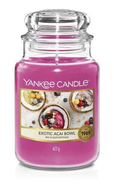 Yankee Candle Housewarmer EXOTIC ACAI BOWL 623g