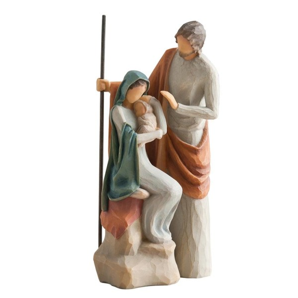 Willow Tree Figur Die Heilige Familie / The Holy Family