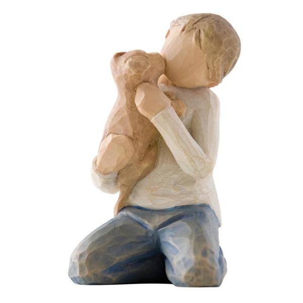 Willow Tree Figur Freundlichkeit ( Junge ) / Kindness ( Boy )