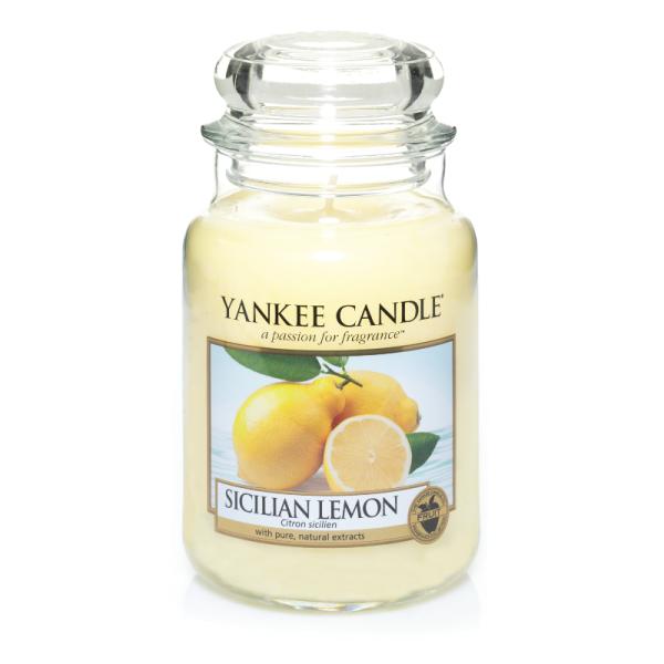 Yankee Candle Housewarmer SICILIAN LEMON 623 g