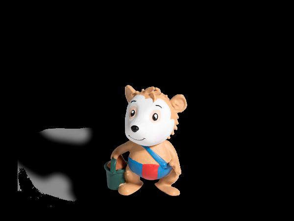 tonies® Hörfigur BOBO SIEBENSCHLÄFER | Bobos Ausflug zum Spielplatz