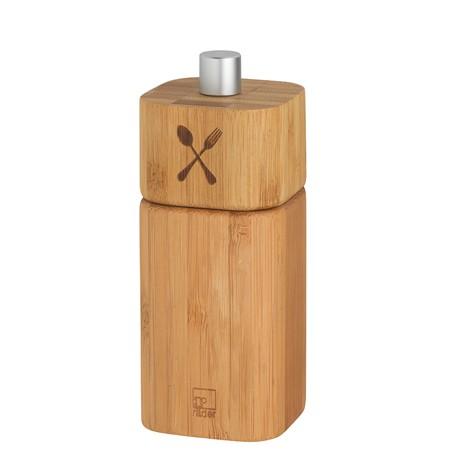 räder Bambus SALZMÜHLE Besteck / 12 cm