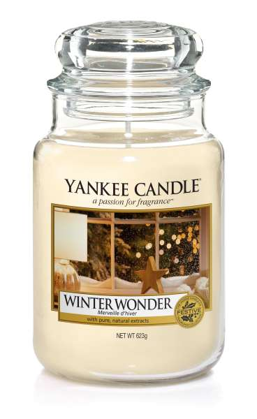 Yankee Candle Housewarmer WINTER WONDER 623g
