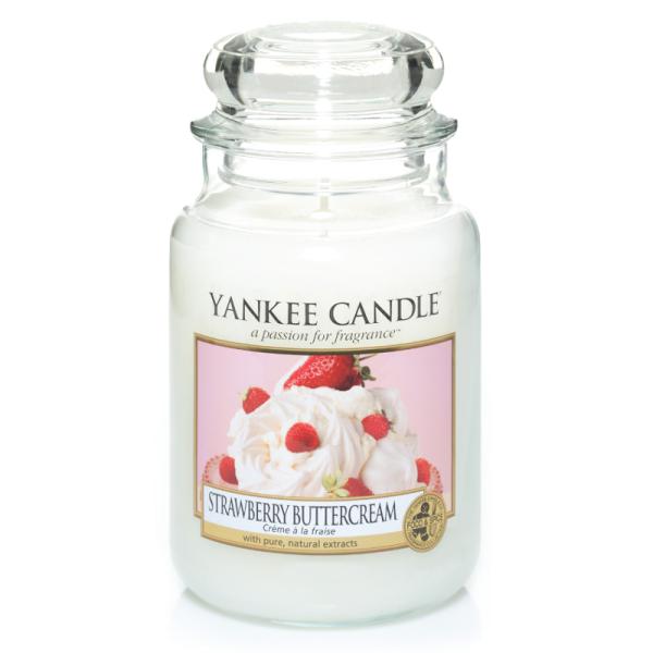 Yankee Candle Housewarmer STRAWBERRY BUTTERCREAM 623 g