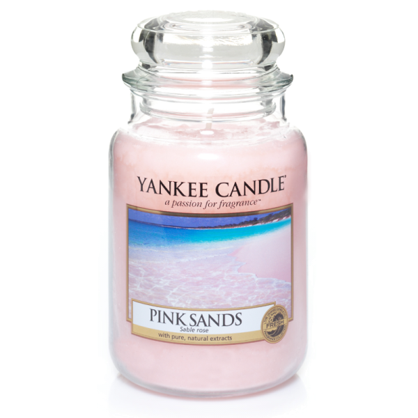 Yankee Candle Housewarmer PINK SANDS 623 g