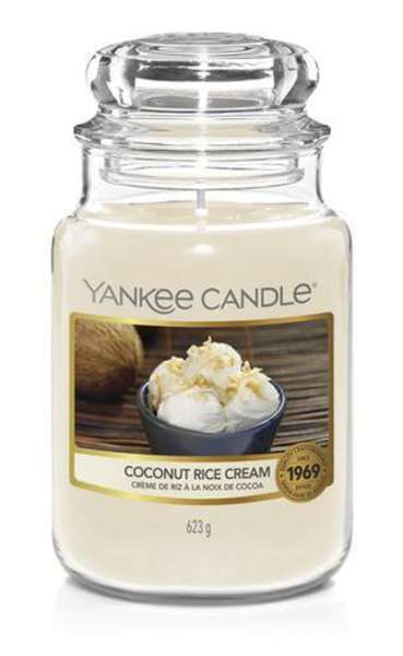 Yankee Candle Housewarmer COCONUT RICE CREAM 623g