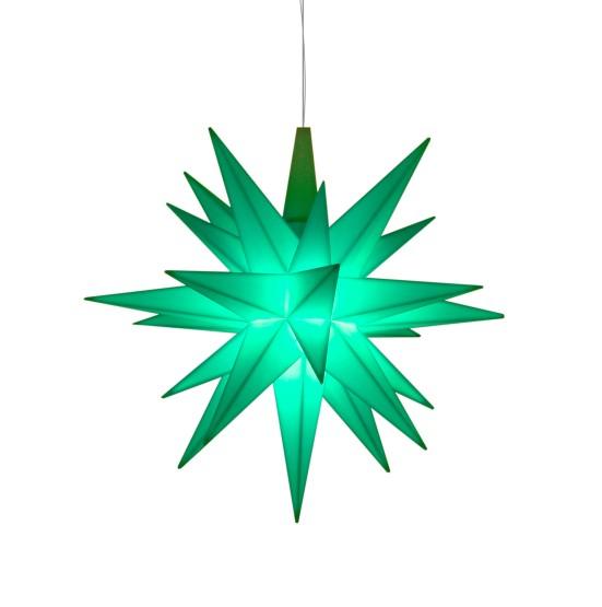 Herrnhuter Sterne LED ADVENTSSTERN Ø13 cm | mint | Sonderedition 2020