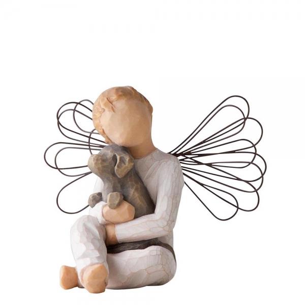 Geschenkidee Willow Tree Figur Engel der Gesundheit// Handarbeit