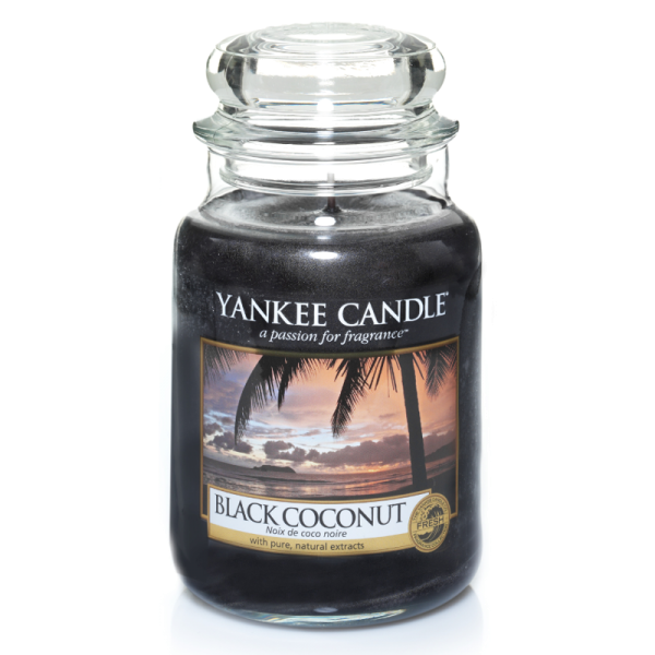 Yankee Candle Housewarmer BLACK COCONUT 623 g