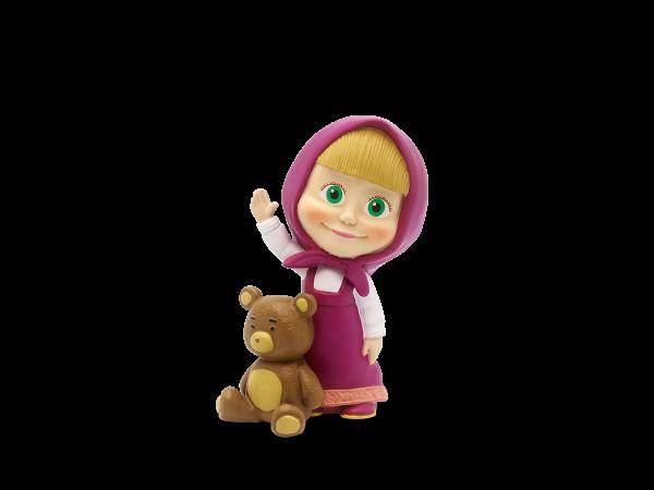 tonies® Hörfigur Mascha und der Bär - Ein neuer Freund für Mascha