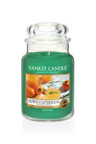 Yankee Candle Housewarmer ALFRESCO AFTERNOON 623g