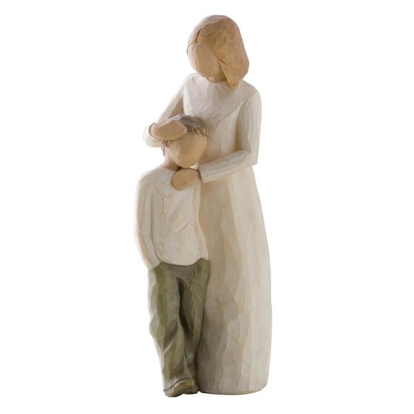 Willow Tree Figur Mutter und Sohn / MOTHER AND SON