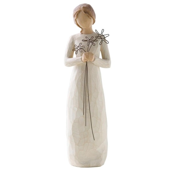 Willow Tree Figur Dankbarkeit / GRATEFUL