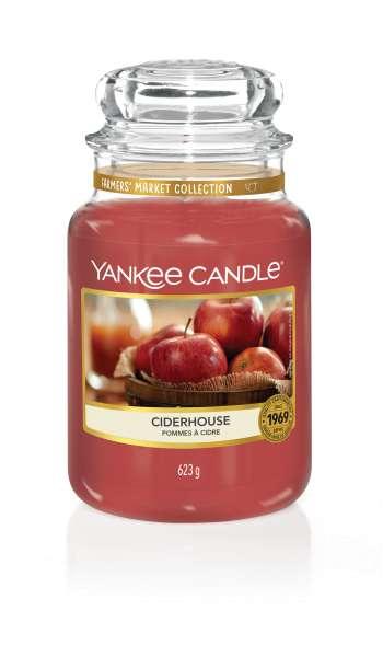 Yankee Candle Housewarmer CIDERHOUSE 623g