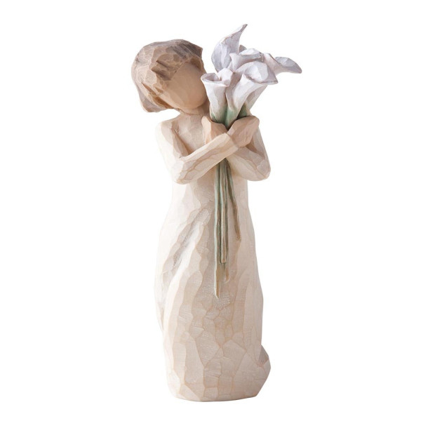Willow Tree Figur Alles Gute / BEAUTIFUL WISHES