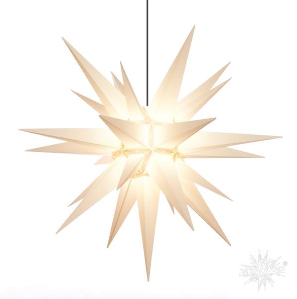Herrnhuter Sterne ADVENTSSTERN Kunststoff A13 ca. Ø130 cm | weiß
