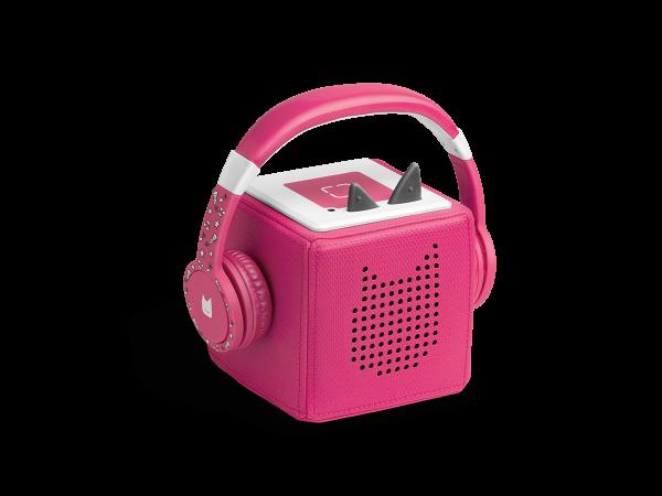 tonies® TONIE Lauscher pink   Kopfhörer für Toniebox