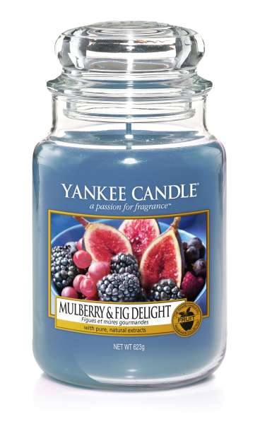 Yankee Candle Housewarmer MULBERRY & FIG DELIGHT 623g