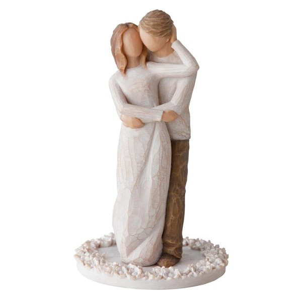 Willow Tree Figur TOGETHER / CAKE TOPPER