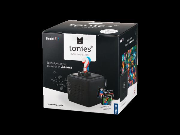 tonies® TONIEBOX SONDEREDITION in Schwarz incl. 1 Tonie- und Code für weitere 2 Folgen