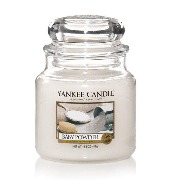 Yankee Candle Housewarmer BABY POWDER 411 g
