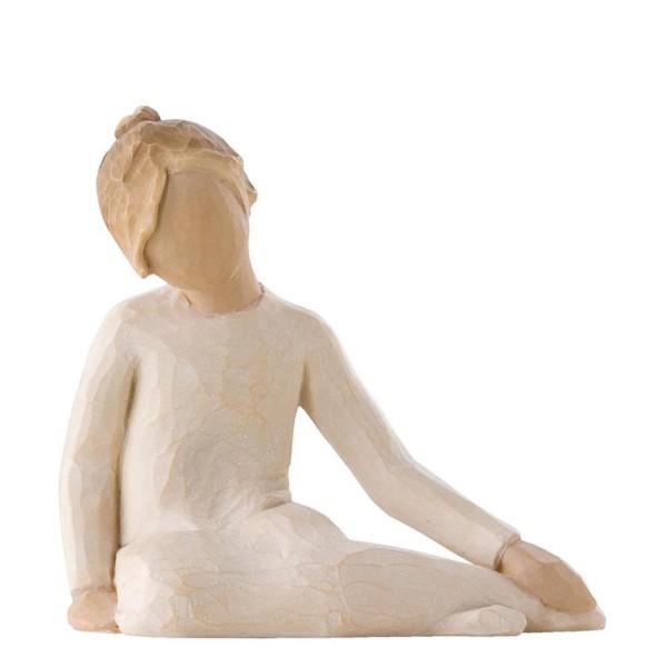 Willow Tree Figur Nachdenkliches Kind / Thoughtful Child