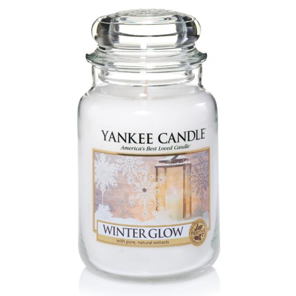 Yankee Candle Housewarmer WINTER GLOW 623 g