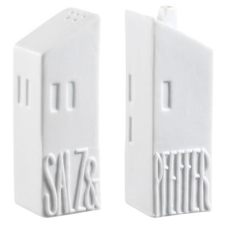 räder Porzellan SALZ- & PFEFFERSTREUER Set / Salz & Pfeffer