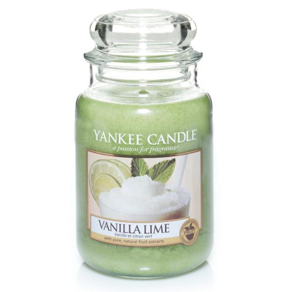 Yankee Candle Housewarmer VANILLA LIME 623 g
