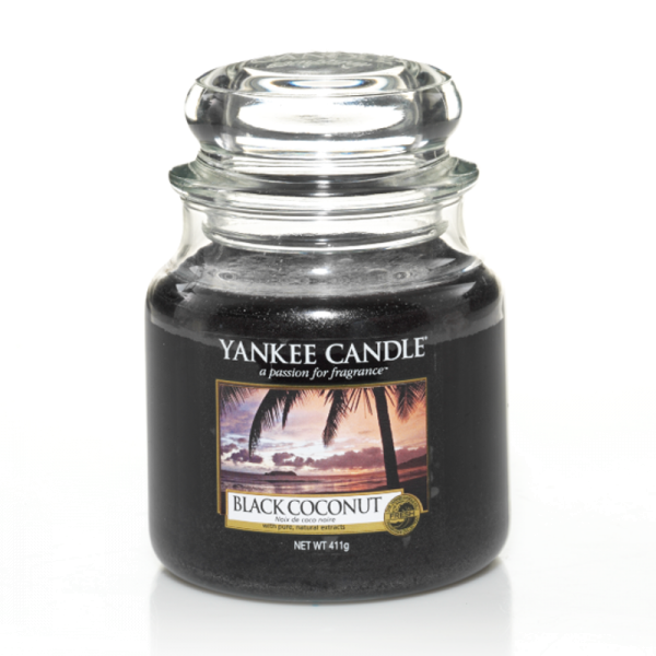 Yankee Candle Housewarmer BLACK COCONUT 411 g