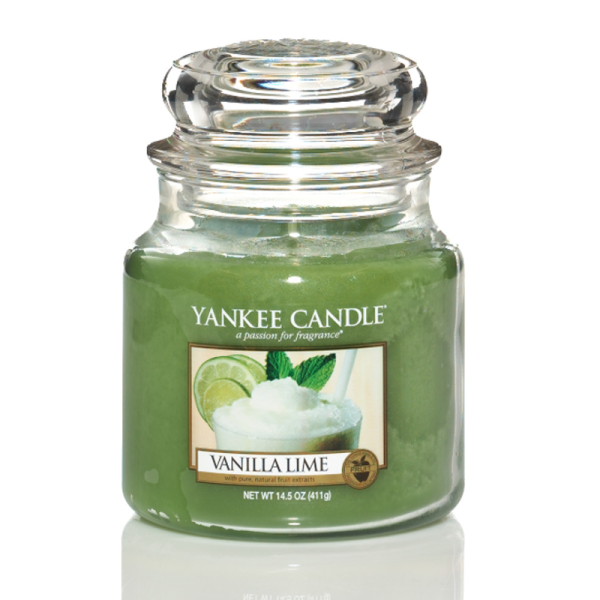 Yankee Candle Housewarmer VANILLA LIME 411 g