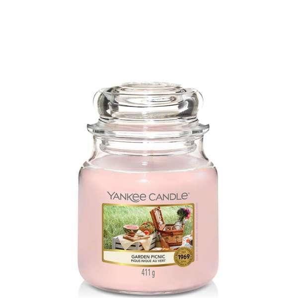 Yankee Candle Housewarmer GARDEN PICNIC 411g