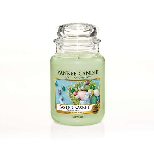 Yankee Candle Housewarmer EASTER BASKET 623g