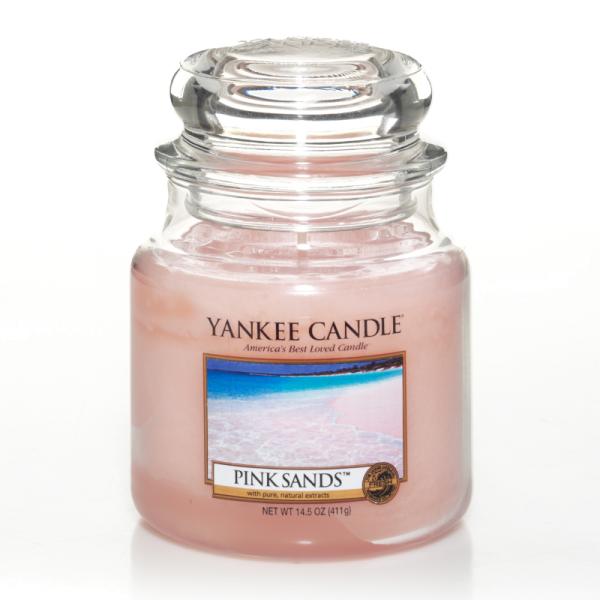 Yankee Candle Housewarmer PINK SANDS 411 g