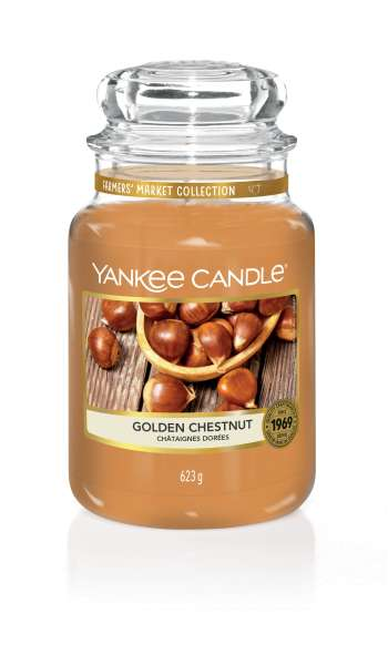 Yankee Candle Housewarmer GOLDEN CHESTNUT 623g
