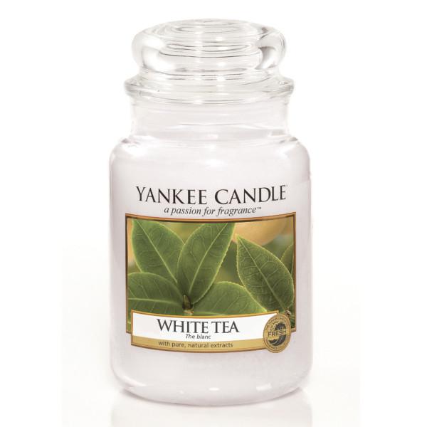 Yankee Candle Housewarmer WHITE TEA 623 g