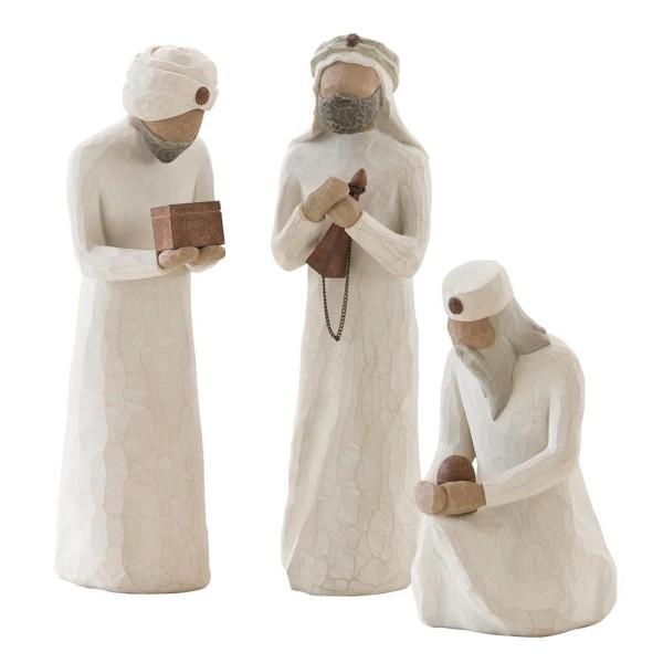 Willow Tree Figur Die Heiligen Drei Könige /THE THREE WISE MEN