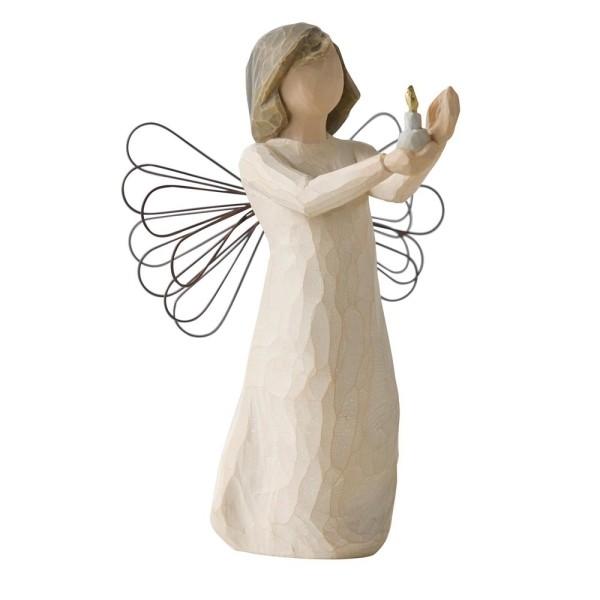 Willow Tree Figur Engel der Hoffnung / ANGEL OF HOPE