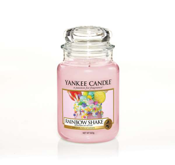 Yankee Candle Housewarmer RAINBOW SHAKE 623g