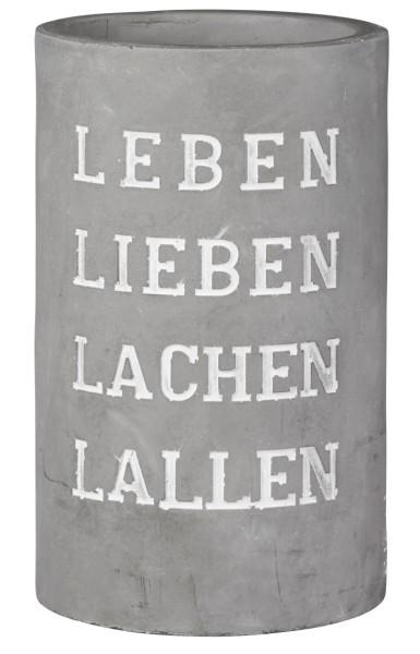 räder BETON FLASCHEN- & WEINKÜHLER Leben, Lieben