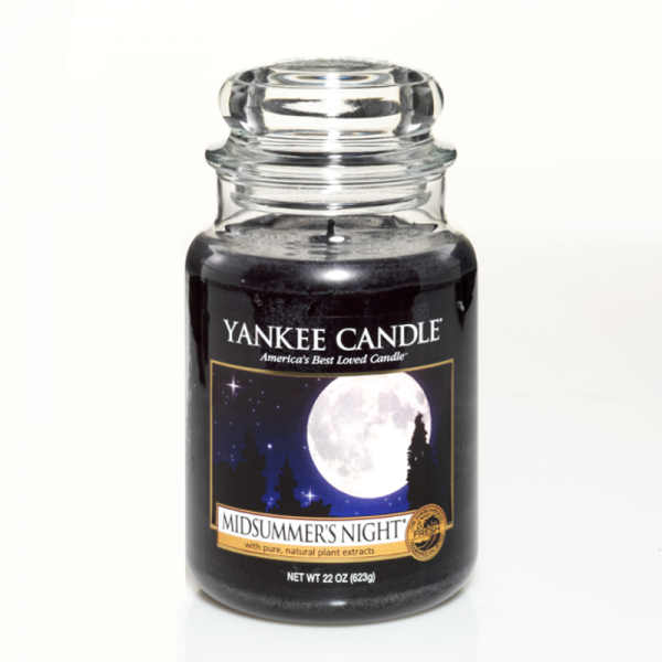 Yankee Candle Housewarmer MIDSUMMER'S NIGHT 623 g